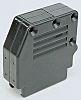Amphenol FCI, 863093C Thermoplastic Angled, Straight D-sub