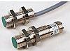 Baumer, M12 x 1, PNP-NO Inductive Sensor 40mm