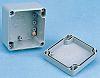 Fibox Euronorm II Gehäuse, Grau, 330 x 230 x 110mm, IP65, Aluminium