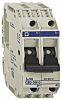 Schneider Electric DIN Rail Mount GB2 2 Pole Thermal Magnetic Circuit Breaker - 277 V ac, 415 V ac Voltage Rating, 3A