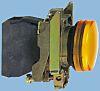 Schneider Electric, Harmony XB4, Panel Mount Green LED