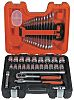 Bahco S-400, 40 Pieces Socket Set 1/2 in