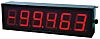 D060E.04S4A01 Baumer 4 Digit 7-Segment LED Display, Red