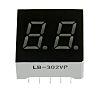 LB-302VP ROHM 2 Digit LED LED Display, CC