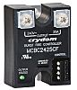 Sensata / Crydom 50 A rms Solid State Relay, Panel Mount, 280 V rms Maximum Load