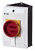 Eaton 3 Pole Enclosed Changeover Switch - 20