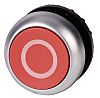 Eaton Flush Red Push Button - Momentary, M22