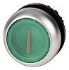 Eaton Flush Green Push Button - Momentary, M22