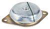 Trelleborg Circular M16 Anti Vibration Mount 10-00113-01 101mm