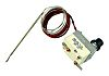 Selco 5 A Capillary Thermostat, Manual Reset