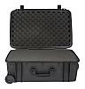 Serpac SE Waterproof Plastic Equipment case With Wheels,