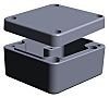 RS PRO Aluminium Enclosure, IP65, IP66, IP67, IP68, 34 x 58 x 64mm ATEX, IECEx