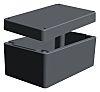 RS PRO Aluminium Enclosure, IP66, 160 x 100 x 81mm ATEX, IECEx