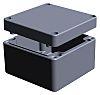 Carcasa de Aluminio, 81 x 122 x 120mm, IP66, ATEX, IECEx