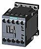 Siemens Control Relay - 3NO, 6.1 A F.L.C,