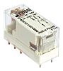 Relpol, 12V dc Coil Non-Latching Relay SPDT, 16A