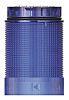 Werma KombiSIGN 40 Blue LED Beacon, 24 V dc, Blinking, Base Mount