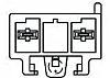 TE Connectivity Power Double Lock Male Heavy Duty