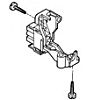 TE Connectivity, MATE-N-LOK Strain Relief Bracket 350811-1