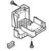 TE Connectivity, MATE-N-LOK Strain Relief Bracket 1-640723-0