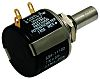 Vishay 1 Gang 10 Turn Rotary Wirewound Potentiometer