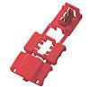 RS PRO Splice Connector, Red, Insulated, Tin 1.5