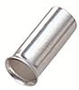 RS PRO Crimp Bootlace Ferrule, 12mm Pin Length, 4.9 mm, 5.8 mm Pin Diameter, 10mm² Wire Size