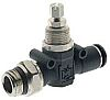 RS PRO Flow Valve, 4mm Tube Inlet Port