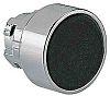 Lovato Flush Black Push Button Head - Spring