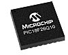 Microchip PIC18F46Q10-I/MP, 8bit CPU Microcontroller, PCI18F,
