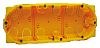 Legrand Batibox Yellow Plastic Back Box, NF, IP00, Drylining Mount, 3 Gangs