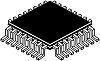 CDCLVP110VF, Clock Generator LVECL, LVPECL 2-Input, 32-Pin LQFP