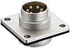 Lumberg 5 Pole Din Plug, 5A, 60 V