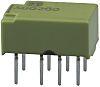 Panasonic DPDT PCB Mount Latching Relay - 1