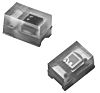 Vishay, TEMD6200FX01 Visible Light Photodiode, 60 °, Surface