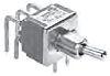 Interruptor de palanca DPDT, Funcionamiento Enclavamiento