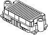 Molex, HD Mezz, 45802 1.2mm Pitch 351 Way