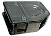 Provertha, 103 ABS D-sub Connector Backshell, 9 Way