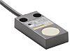 Omron Ultrasonic Proximity Sensor - Block, NPN Output,