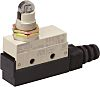 Omron, Snap Action Limit Switch -, NO/NC, Plunger,