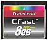 Transcend CFast Industrial 8 GB SLC Compact Flash Card