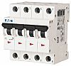 Eaton xEffect FAZ6 MCB Mini Circuit Breaker 4P,