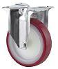 Tente Fixed Castor Wheel, 150kg Load Capacity, 100mm