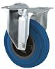 Tente Fixed Castor Wheel, 140kg Load Capacity, 80mm