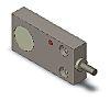 Omron Induktiver Sensor, 100 mA, Kubisch Induktiv Kabel, Erfassungsbereich 5 mm