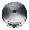 Rexnord Polyurethane, Steel Coupling Hub, OMEGA-E4-HUB-PB, Bore A 1.19in Set Screw