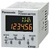 Panasonic 1, 3 Phase Digital Power Meter with