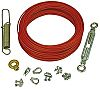 Telemecanique Sensors XY2CZ9325 Rope Pull Kit, For Use