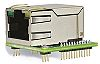Microchip, SMSC LAN8720 PHY Ethernet Daughter Board -