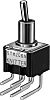 KNITTER-SWITCH DPDT Toggle Switch, Latching, PCB